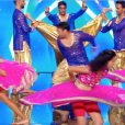 "London School Of Bollywood dans ""Incroyable Talent 2018"" sur TF1, le 27 novembre 2018."