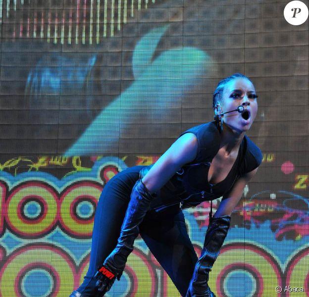 Ciara, la bombe du R'n'B a dynamité Zootopia 2009