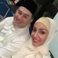 Muhammad Faris Petra et Oksana Voevodina.