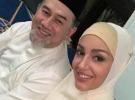 Oksana Voevodina : La Miss russe, convertie à l'islam, devient reine de Malaisie