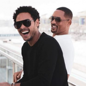 "Will Smith : Bouleversé, il évoque ses moments ""difficiles"" avec son fils Trey"
