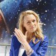 Robin Wright présente  A Christmas Carol  à Cannes. 18/05/09