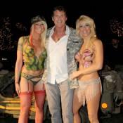 David Hasselhoff présente des oeuvres d'art ultra-sexy de femmes nues... pour PlayBoy ! Aouch !