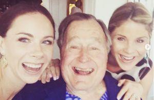 Mort de George H.W. Bush : Il voulait retrouver Robin, sa fille morte à 3 ans