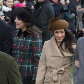 """Kate Middleton et Meghan Markle """"malpolie"""" : leur clash à Noël 2017 à Anmer Hall"""