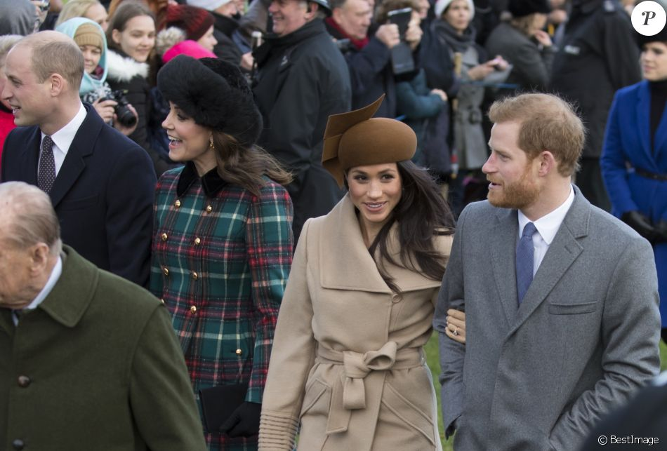 Meghan Markle et Kate Middleton : la brouille ?