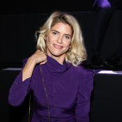 Alice Taglioni expose ses talents au piano... avec un drôle d'invité