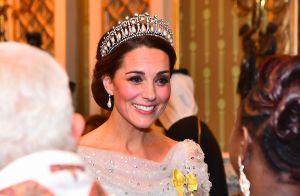 Kate Middleton : Une princesse plus vraie que nature avec la tiare de Lady Diana