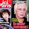 """Couverture du magazine """"Ici Paris"""", numéro du 5 décembre 2018."""