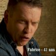 """Fabrice, agriculteur de 41 ans dans la version belge de """"L'amour est dans le pré""""."""
