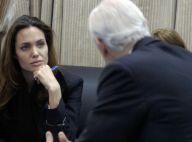 Angelina Jolie a assisté au procès du chef des enfants-soldats à La Haye... elle est arrivée à Cannes ! (réactualisé)