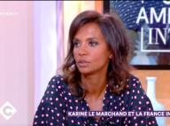 """Karine Le Marchand et la chirurgie esthétique : """"Je me vois liftée dans 10 ans"""""""