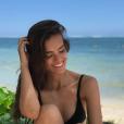 Vanessa Ponce de Leon, Miss Monde 2018, en bikini à la plage - Instagram, 27 mai 2018