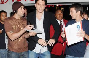 John Mayer, attristé, refuse de parler à ses fans !