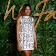 Naomie Harris assiste aux Fashion Awards 2018 au Royal Albert Hall à Londres, le 10 décembre 2018.