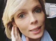 """Sylvie Tellier perd ses cheveux : La maman de Roméo """"au bout de sa vie"""""""