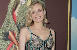 Diane Kruger comblée avec Norman Reedus :