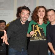 Fabienne Carat : Tout en décolleté et transparence face à Stéphane Plaza