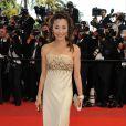 Michelle Yeoh, une L'Oréal Girl au summum de sa beauté ! 20/05/09