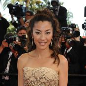 Michelle Yeoh : une L'Oréal Girl au summum de sa beauté !