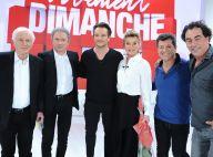 Vivement dimanche : David Hallyday, Sheila et Mélanie Laurent réunis
