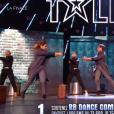 """RB Dance Company - finale d'""""Incroyable Talent 2018"""", M6, 18 décembre"""