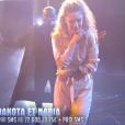 """Dakota et Nadia, finale d'""""Incroyable Talent 2018"""", M6, 18 décembre 2018"""