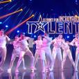 Oxygen, finale d'Incroyable Talent 2018, M6, 18 décembre
