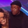 """Jean-Baptiste Guégan et les finalistes Dakota et Nadia - finale d'""""Incroyable Talent 2018"""", M6, 18 décembre"""