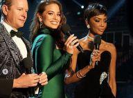 Ashley Graham : Présentatrice canon à Miss Univers, elle se blesse en coulisses