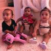 Kim Kardashian : Défendue par sa petite soeur Khloé face à un internaute