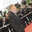 lors de la montée des marches du film A l'Origine jeudi 21 mai à Cannes