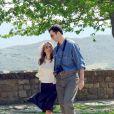 Letizia et Felipe en lune de miel à San Sebastian, en Espagne