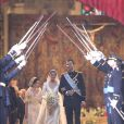 Letizia et Felipe, un mariage royal le 22 mai 2004