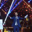 """Exclusif - Nicolas Rossignol - Enregistrement de l'émission """"Tout le monde chante contre le cancer : les stars relèvent le défi"""" au Palais des Sports à Paris, le 11 décembre 2018. Diffusion le 3 janvier 2019 à 21h sur W9."""