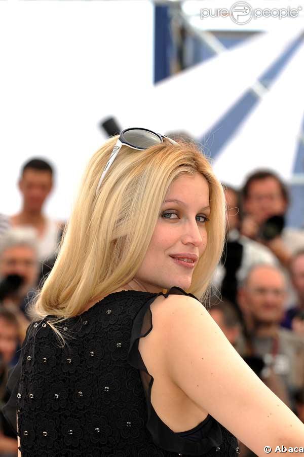 Laetitia Casta au photocall de Visage le 23 mai 2009