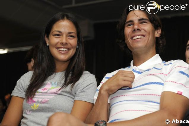 Ana Ivanovic couple