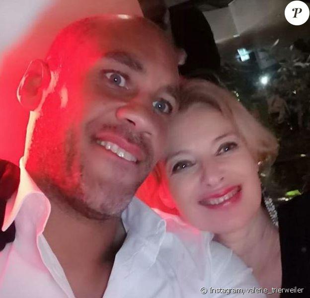 Valérie Trierweiler et Romain Magellan ont fêté le 31 décembre 2018 ensemble.