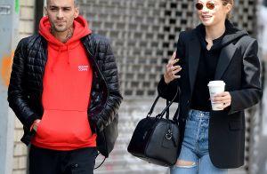 Gigi Hadid et Zayn Malik, la fin d'un couple ? Loin de l'autre depuis des mois...