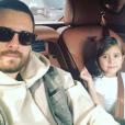 Scott Disick et sa fille Penelope sur une photo publiée sur Instagram en décembre 2018.