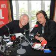 Johnny Hallyday donne une interview à Laurent Boyer, entre tournée et film présenté à Cannes, l'actualité de la star est remplie !