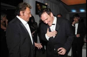 Johnny Hallyday : De Saint-Etienne à Bruxelles en passant par les marches de Cannes et sa soirée avec Tarantino... Revivez sa semaine marathon !