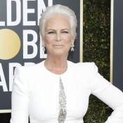 Jamie Lee Curtis indignée contre la serveuse star des Golden Globes