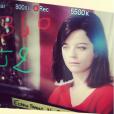 Juliette Roudet dans Profilage (saison 8) pour TF1.
