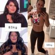 Ayem Nour, passée de 83 kilos à 58 kilos entre sa grossesse en 2016 et janvier 2019, affiche son incroyable perte de poids sur Instagram.