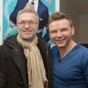 Laurent Ruquier : Son Nouvel An déjanté avec Jeanfi Janssens