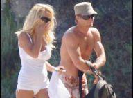 Pamela Anderson : son toyboy peut être fier... la naïade a encore de beaux restes !