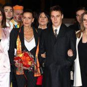 Pauline Ducruet et Camille Gottlieb élégantes face à leur mère Stéphanie