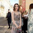"""Camila Coelho - Arrivées au défilé de mode Haute-Couture printemps-été 2019 """"Christian Dior"""" à Paris. Le 21 janvier 2019 © Veeren-CVS / Bestimage"""