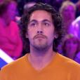 """Julien """"Le boulanger"""" dans """"Les 12 Coups de midi"""" sur TF1. Novembre 2018."""